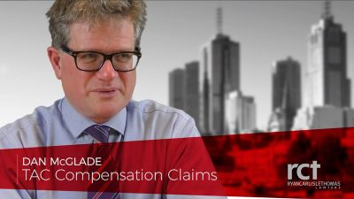 Do you have to go to Court to claim compensation for a road injury?
