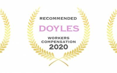Doyles Recommended Firm Awards
