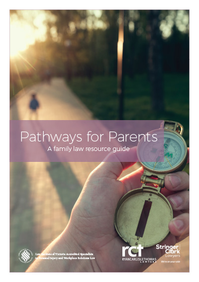 Pathways for Parents A4 Flyer