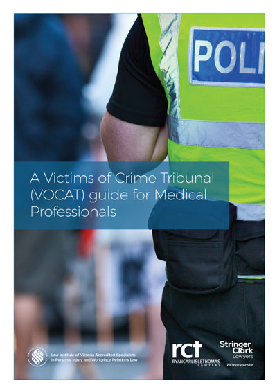 A VOCAT guide for medical professionals ebook