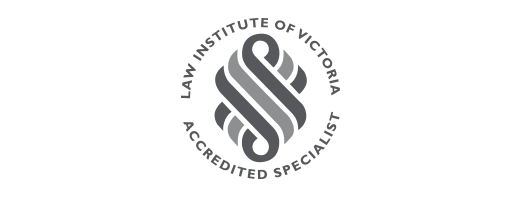 Accredited specialist logo